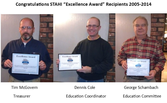 EXCELLENCE Awards 2005 - 2014